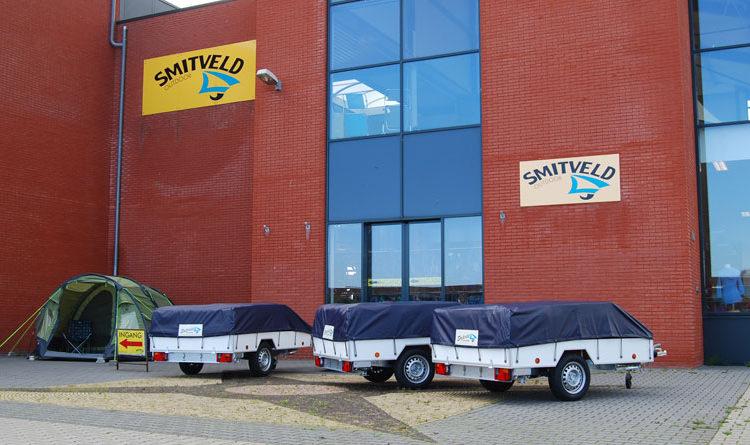 Smitveld vouwwagens in Heemskerk 2012-2020