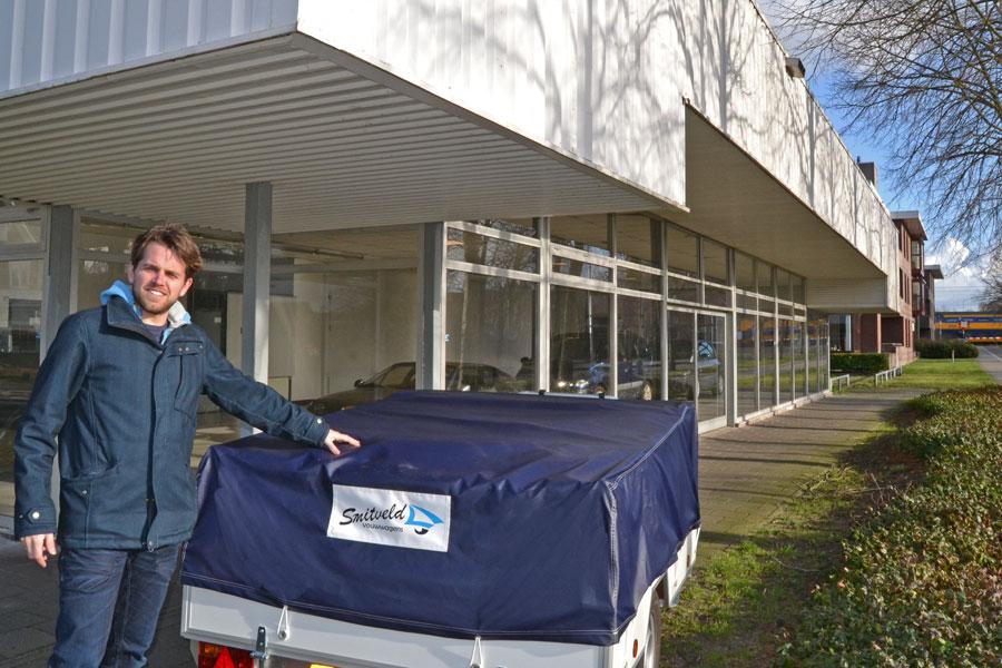 Smitveld vouwwagens verhuist naar Heiloo